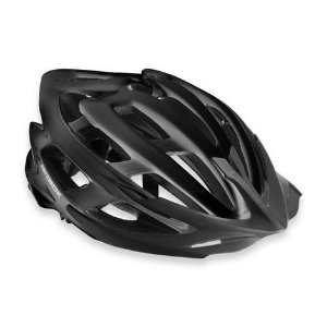 Capacete Para Ciclismo Arbok Escalera Preto - Mountain Bike ou Speed