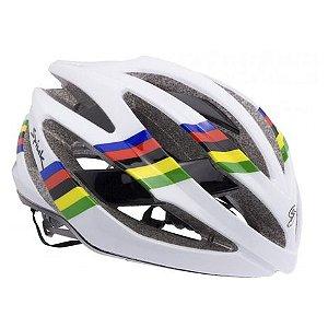 Capacete Para Ciclismo Spiuk Adante Pró Campeão do Mundo - Mountain Bike e Speed