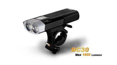 Lanterna Fenix BC30 - Autonomia De Até 20h - 1800 Lumens