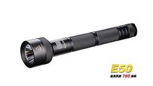 Lanterna Fenix E50 - 780 Lumens