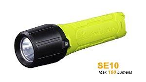 Lanterna Fenix SE10 - À Prova de explosões - Máxima De 100 Lumens