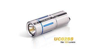 Lanterna Fenix UC02SS Blue - 130 Lumens