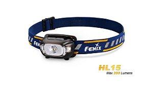 Lanterna Fenix HL15 - 200 Lumens