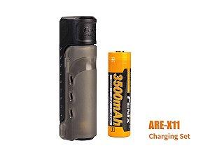Carregador Fenix X11 Charging + Bateria 3500mAh