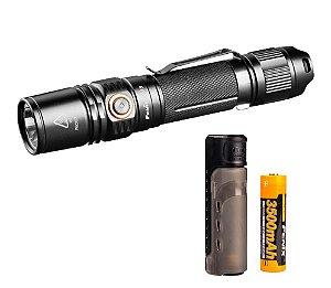 Kit Lanterna Pd35 V2.0 + Carregador X11 + Bateria 3500mah