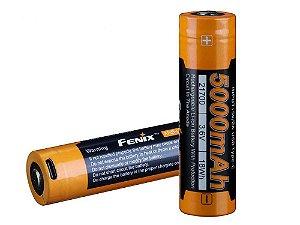 Bateria Recarregável Fenix 5000U USB