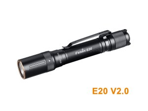 Lanterna Fenix E20 V2.0 - 350 Lumens