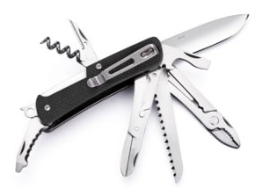 Canivete Ruike M51 - Multifuncional - Black