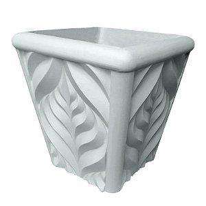 ART 808 - Forma p/ Vaso 3d Garden - ABS 1.5 mm 19,5 x 24,5 cm