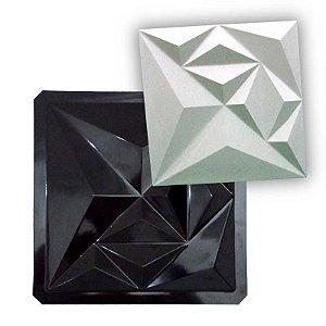 BLACK 34 - Forma ABS 2mm Gesso/Cimento - Diamond 39 x 39
