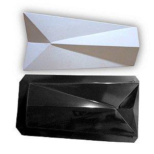 BLACK 49 - Forma ABS 2mm Gesso/Cimento - Haru 40 X 20