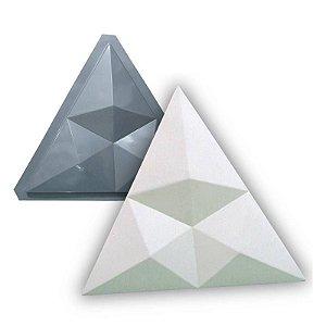 MAX 30 - Forma 3d PET 1,5mm p/ gesso - Bico Trio Δ 40 cm