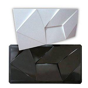 BLACK 401 - Forma ABS 2mm Gesso/Cimento - 60 x 30 cm