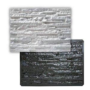 BLACK 410 - Forma ABS 2mm Gesso/Cimento - Canjiquinha 60 X 42 cm