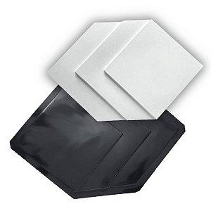 BLACK 74 - Forma ABS 2mm Gesso/Cimento - Patente 50 X 32 cm