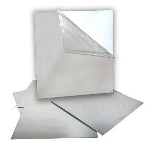 Acrílico Reflex para placas mod. 74 parte quadrada (unitário)