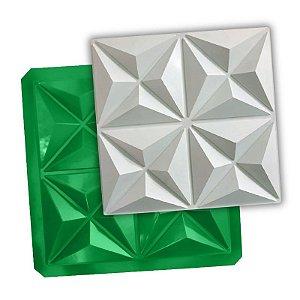 ECO 80 - Forma ABS 1mm Gesso/Cimento - Mini Culinans - 40 x 40 cm