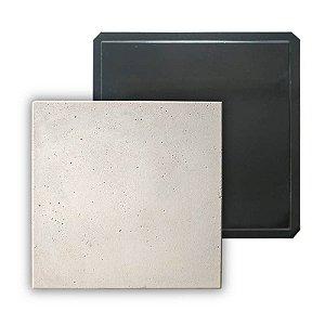 PISO 706 - Forma p/ Piso Atérmico Quadrada c/ friso - 40x40 cm