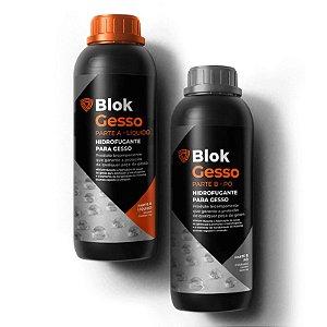 Blok Gesso - Hidrofugante para Gesso - Bicomponente 1,67 kg
