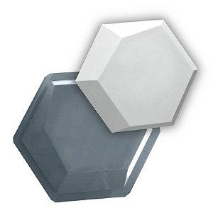 PRO 75 - Forma ABS 1.5 mm Gesso/Cimento - Turtle 33 X 28,5 cm