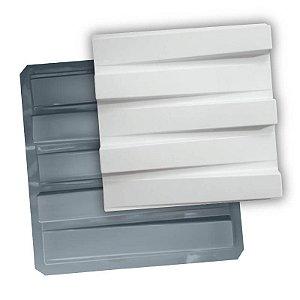 PRO 77 - Forma ABS 1.5 mm Gesso/Cimento - Vertente 40 x 40 cm