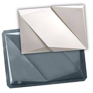 PRO 81 - Forma ABS 1.5 mm Gesso/Cimento - Galaxy 44 x 30 cm