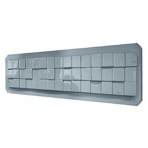 PRO 604 - Forma para rodateto 50 X 10 CM