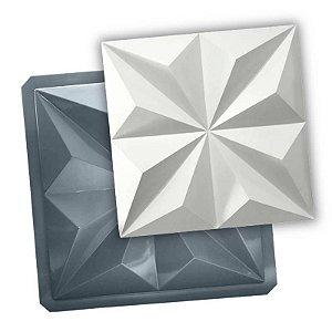 PRO 83 - Forma ABS 1.5 mm Gesso/Cimento - Mni Piramides 40 X 40 cm