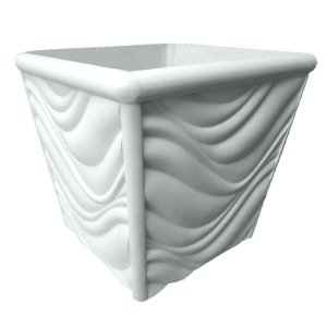 ART 806 - Forma Lateral  Vaso Ondas ABS 1.5 mm 42 x 42,5 cm