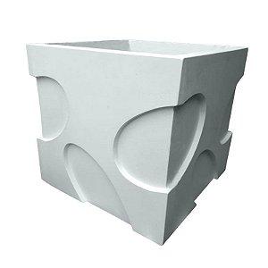 ART 834 - Forma p/ Vaso 3d Elipses - ABS 1.5 mm 30 x 30 cm