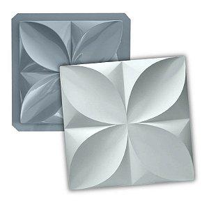 PRO 95 - Forma ABS 1.5 mm Gesso/Cimento - Pétalas 30 X 30 cm