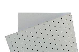 Decor Bolinhas Branco - Preto