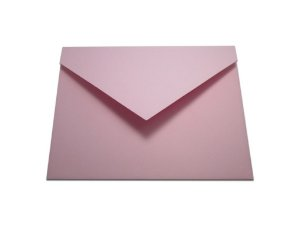 Envelopes 165 x 225 mm - Color Plus Rosa Verona