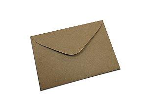 Envelopes 114 x 162 mm - Papel Kraft