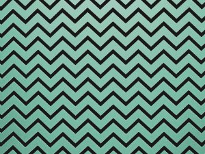 Decor Chevron Aruba - Preto