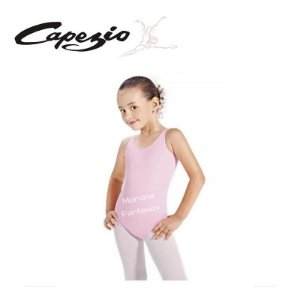 Collant de Ballet Original Capézio Dancewear - Pronta Entrega