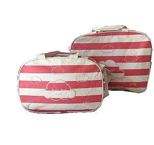 Bolsa Kit de Maternidade Menina