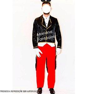 Fantasia Mickey Masculino