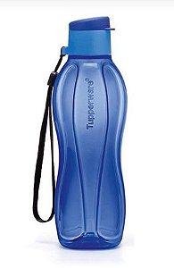 Tupperware Garrafa Eco Tupper Plus 500ml Azul Céu