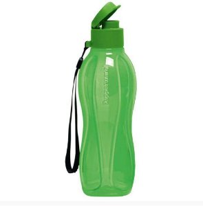 Garrafa Tupperware Eco Tupper Plus 500ml Verde