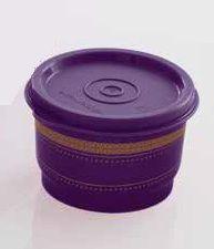 Tupperware Potinho Oriental 140 ml Purpúra