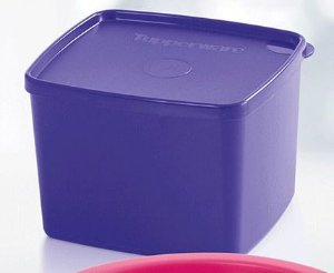 Tupperware Jeitoso Roxo 900ml