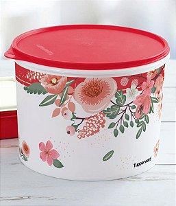 Tupperware Caixa Floral 5,5 litros