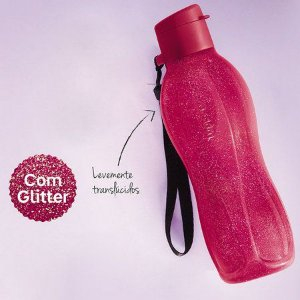 Tupperware Eco Tupper Garrafa Plus Lipstick 500ml
