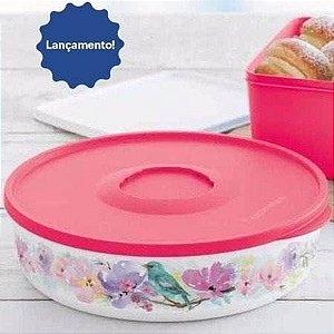 Tupperware Tigela Ilúmina Primavera 2,5 litros