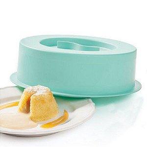 Tupperware Tampa para Micro-ondas Verde Mint
