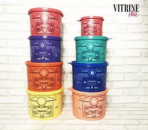 Tupperware Kit Caixas Clássicos 8 Peças