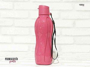 Tupperware Eco Tupper Garrafa Plus Rosa Choque 500ml