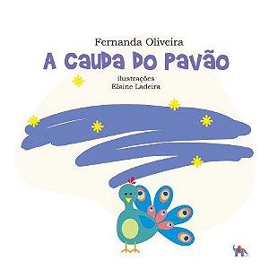 LIVRO AUTOGRAFADO + EVENTO + DESCONTO NA PRÉ-VENDA: A Cauda do Pavão