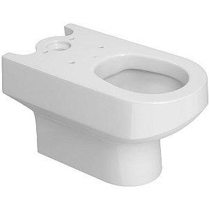 Bacia Sanitária para Caixa Acoplada Carrara Branca Deca